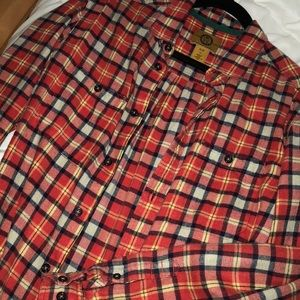 Nwot soft flannel sz small